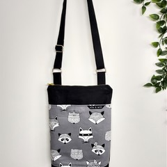 Foxy Bear Cross Body Bag