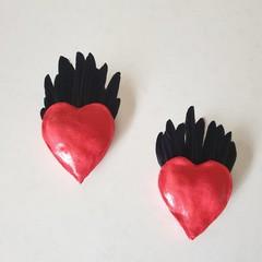 Wall Art - Phoenix Heart