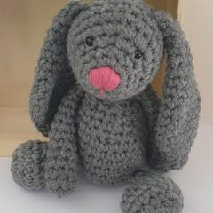 Big Grey Bunny