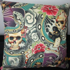 CUSHION COVER Free postage