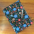 Note Pad Cover - Flowers
