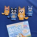 Bluey Finger Puppet Set