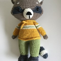 Toto the Racoon