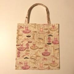 Ballet library/shopping bag
