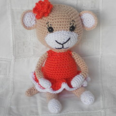 Ballerina Monkey