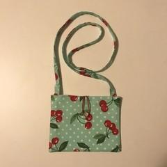 Cherries cross-body bag