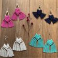 DIY Macrame Earrings Kits - PINK KIT