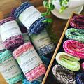Kitchen dishcloth/washcloth-reusable - sustainable - cotton - various colours