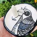 Bird ring/ jewellery dish