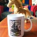 'Savour the Journey' coffee mug