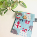 Gift Card Holder/ Christmas Gift Tag/ Gift Card Pouch/ Xmas Gift/ Animals