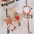 Christmas Lollipop Holders | Lollipop cut outs REGULAR- 6pk - PERFECT CLASS GIFT