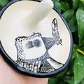 Kookaburra ring/ jewellery dish