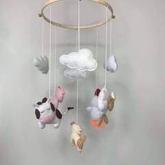 Farm Nursery Mobile