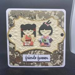 Birthday/ Friend Birthday/ Blank Card