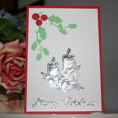 CHRISTMAS CARD  (Postage Included)
