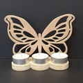 Butterfly Tealight Stand