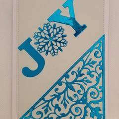 Christmas Card - 'Christmas Joy'
