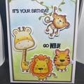 Birthday/ Child birthday Card / kids birthday card