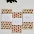 Handmade Australian Organic Beeswax Pine Resin Wraps Bowl Topper/Veggie Wraps