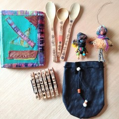 A LITTLE BOHO GIFT PACK