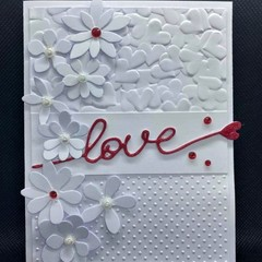Wedding card / Valentines Card / Blank card / Any Occasion card