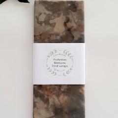 Handmade Australian Organic Beeswax Pine Resin Wraps - Various Patterns