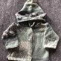 Unisex jacket size 6-12 months