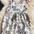 OVERSIZED DAHLIA V NECK DRESS sz 2 & 3 available