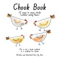 Chook Ballet - Blank Card  - or personalised!