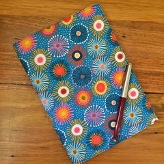 Note Pad Cover - Gum Flower