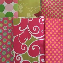 Fabric, fabric bundles