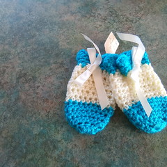 Child's mittens