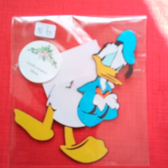 Donald duck decal
