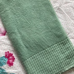 SALE/CLEARANCE: Mint Green Personalised / Name Towel - Only 4 left!