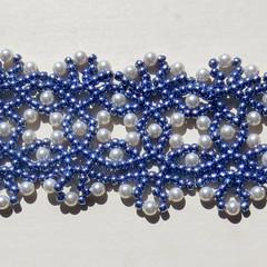 Swarovski Pearl Lacy Bracelet