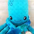 Personalised Octopus Plushie