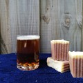 'Beer, There and Everywhere' Lime, Cedarwood and Beer Handmade Soap