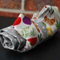Reusable shopping bag (foodie)