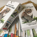 2 x Memory & Snap Cards Australian Wildlife, SET of 40 cards (20 matching pairs)