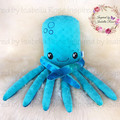 Personalised Octopus Plushie