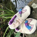 Indoor shoes/slippers - Unicorn - size 11