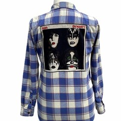 KISS Flannel Size M