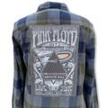 Pink Floyd Flannel Size M
