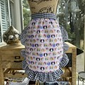 Kitty Frilly Apron