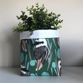 Large fabric planter | Storage basket | KOOKABURRA