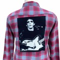 Lou Reed Flannel Size M