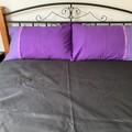 Purple On Purple Unique Standard Pillowcases Set of 2