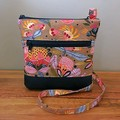 Protea Pop    - Crossbody Handbag