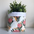 Large fabric planter | Storage basket | COCKATOO